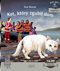 Kot, który zgubił dom /materiały prasowe