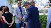 Kot, Kulig, Pawlikowski i Szyc pozują w Cannes. Uwagę zwraca stabilizator reżysera