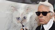 Kot odziedziczy fortunę Karla Lagerfelda?