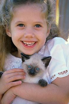 Kotki też są bardzo przyjazne /© Photogenica