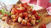 Kotleciki z pomidorową salsą