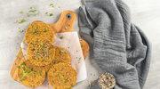 Kotlety warzywne z soczewicą