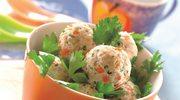 Kotlety wieprzowe  z warzywami