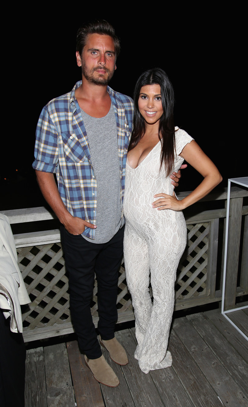 Kourtney Kardashian i Scott Disick nie są już parą /Paul Zimmerman /Getty Images