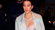 Kourtney Kardashian pokazała nagie zdjęcie i zaliczyła wpadkę!