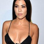 Kourtney Kardashian pokazała się zupełnie nago!