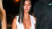 Kourtney Kardashian w bikini na śniegu!