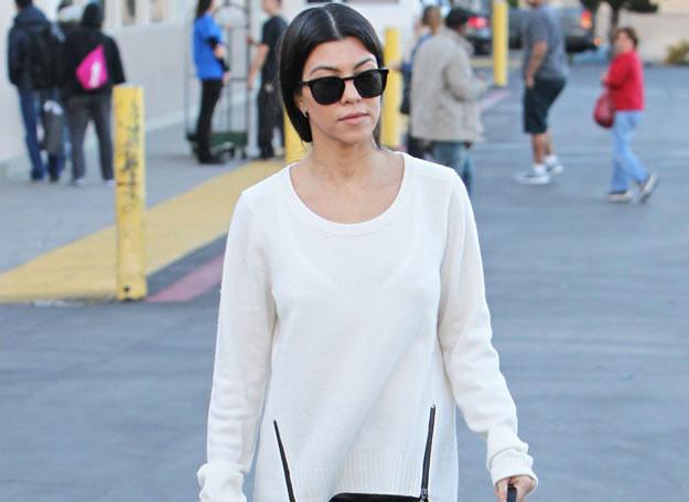 Kourtney Kardashian /JAX / Splash News /East News