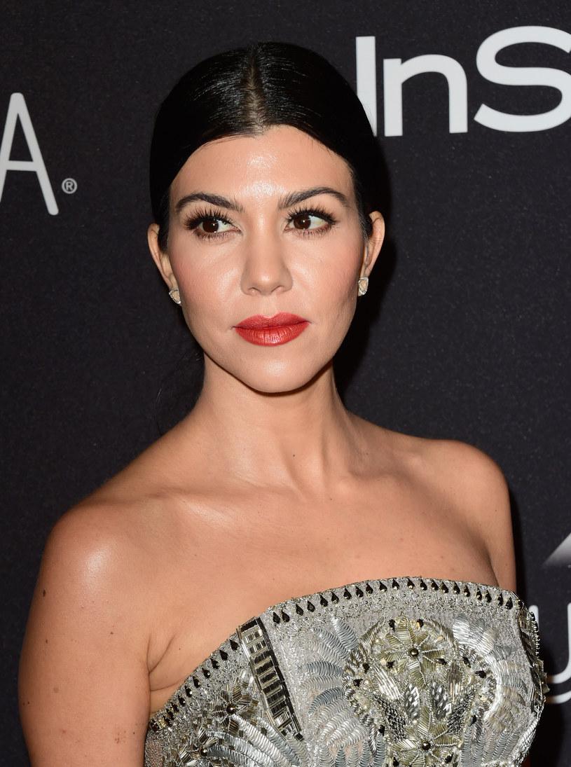 Kourtney Kardashian /Frazer Harrison /Getty Images