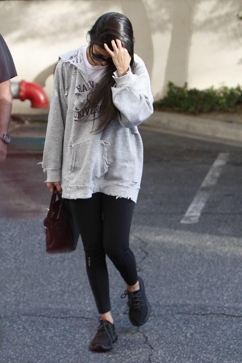 Kourtney Kardashian /Splash News /East News