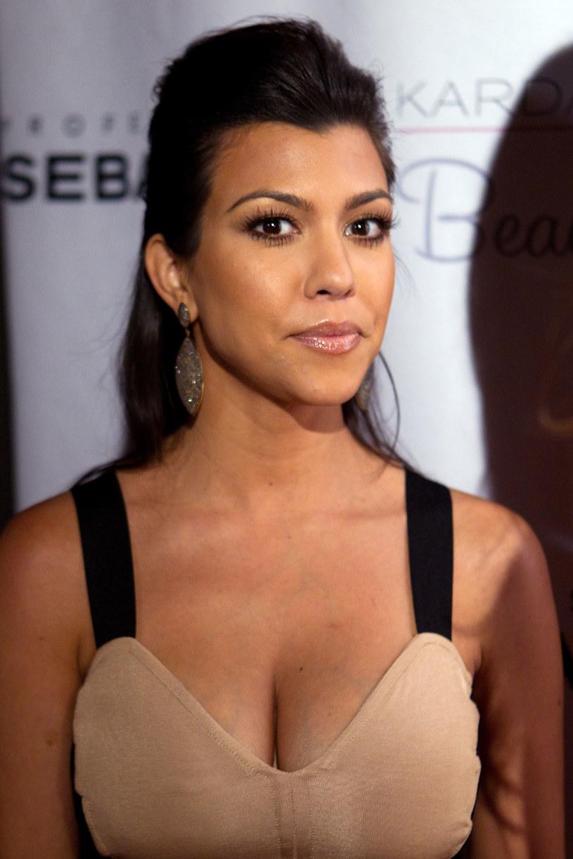Kourtney Kardashian /Dario Cantatore /Getty Images