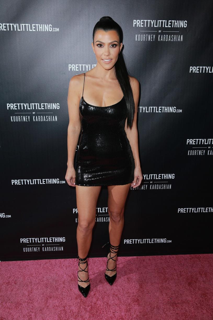 Kourtney Kardashian /Rich Fury /Getty Images