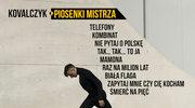 """Kovalczyk przerabia Grzegorza Ciechowskiego: Nowa płyta """"Piosenki Mistrza"""""""