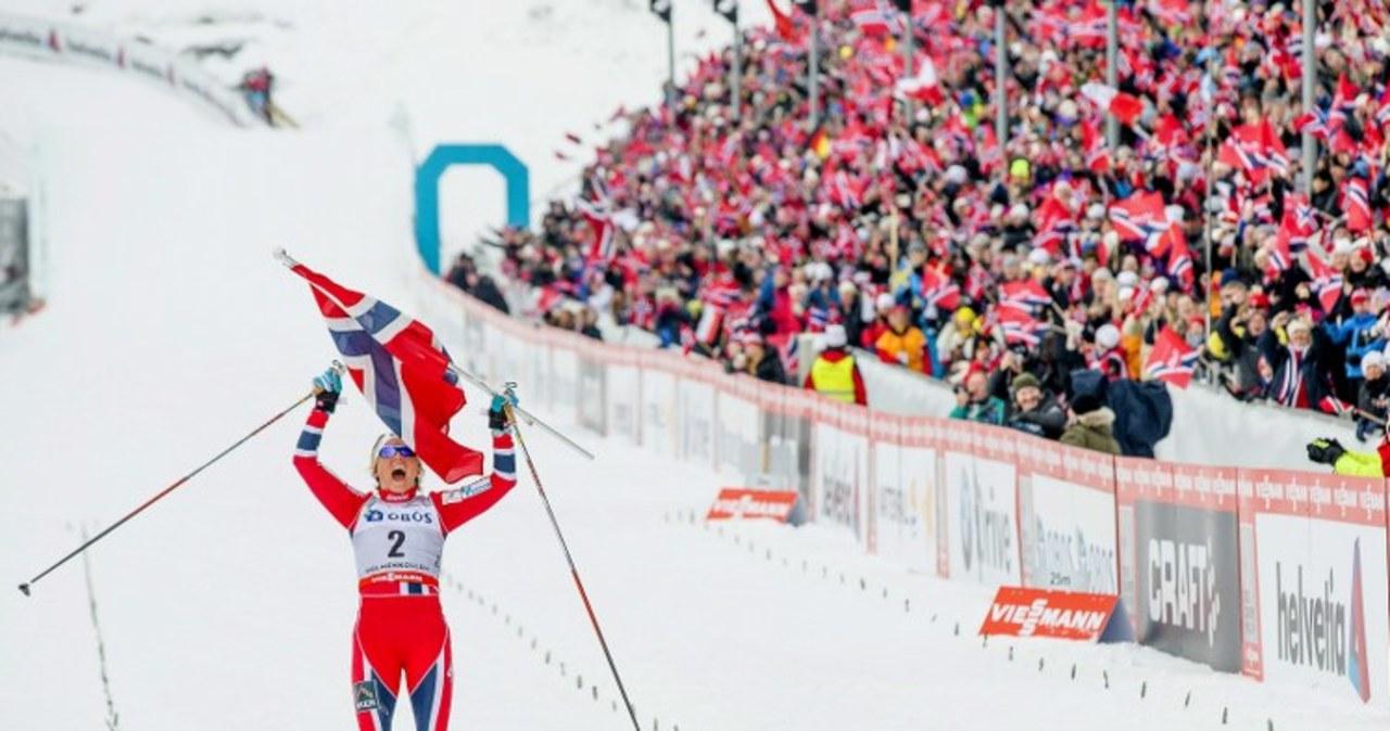 Kowalczyk druga w Oslo, triumf Johaug