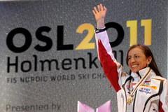 Kowalczyk odebrała swój trzeci medal na MŚ
