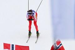 Kowalczyk piąta w biegu łączonym, przed nią same Norweżki