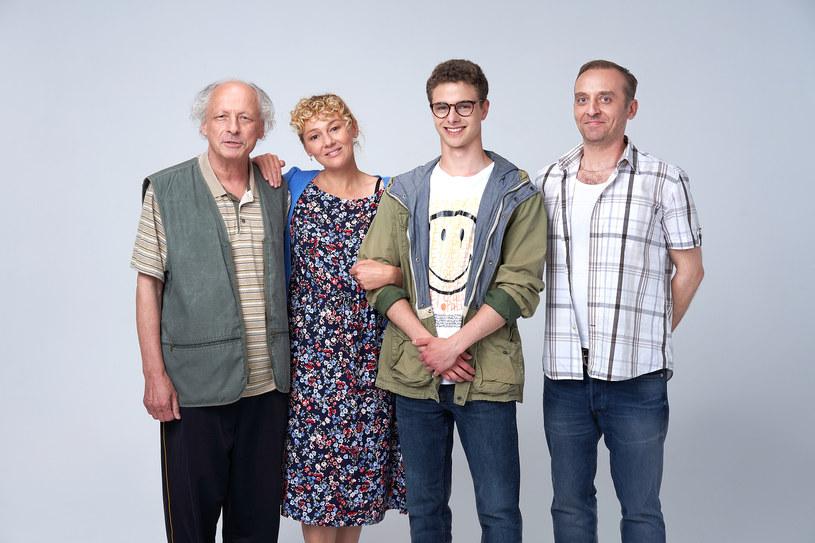 """""""Kowalscy kontra Kowalscy"""" /Przemek Kulikowski /materiały prasowe"""
