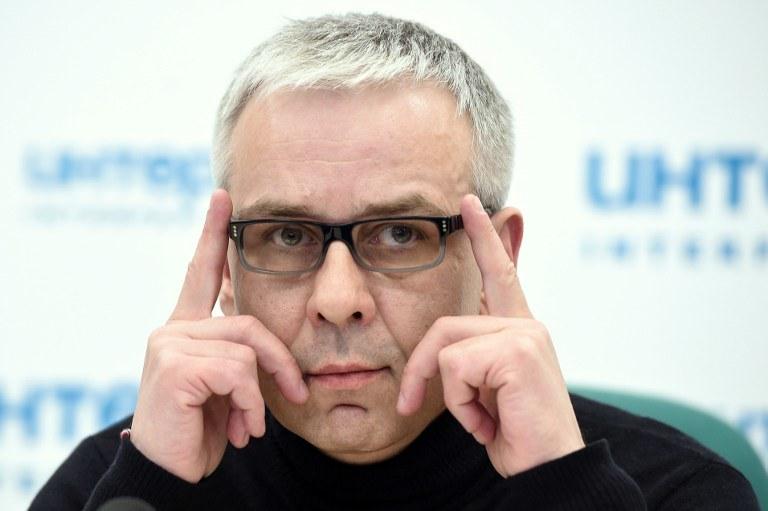 Kowtun jest głównym podejrzanym o otrucie Litwinienki /AFP