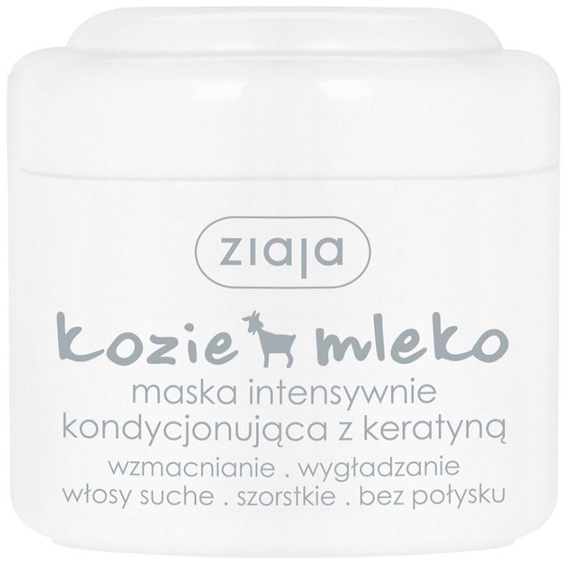 Kozie mleko: maska /Styl.pl/materiały prasowe