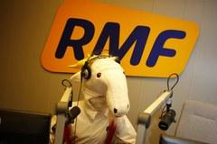 Koziołek Matołek odwiedził siedzibę naszego radia