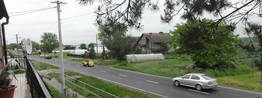 Koziołkowy konwój w Wawrzeńczycach /Daria /Gorąca Linia RMF FM