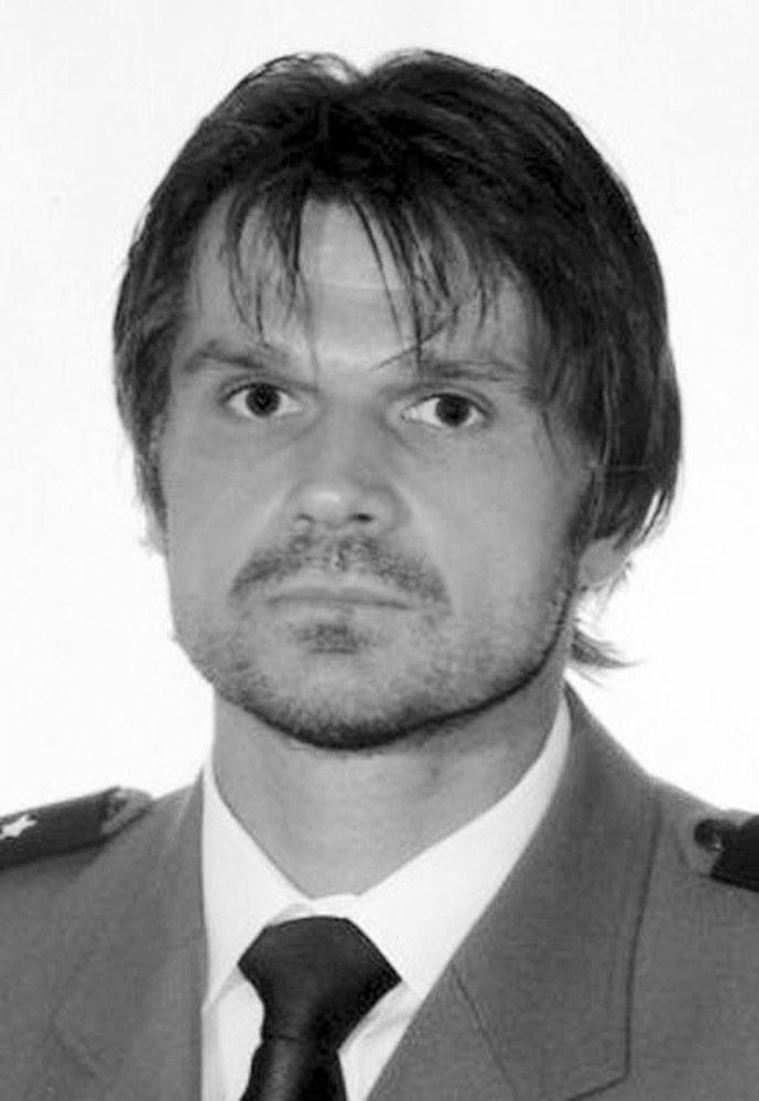 """Kpt. Paweł """"Janosik"""" Janeczek /East News"""