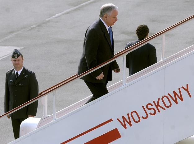 Kpt. Protasiuk (z lewej) /Agencja FORUM