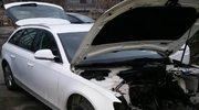 Kradli tylko Audi. Roczniki 2010 i młodsze...