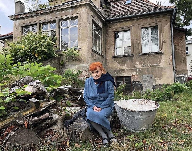 """""""Krafftówna w krainie czarów"""" jest filmowym portretem aktorki Barbary Krafftówny /materiały prasowe"""