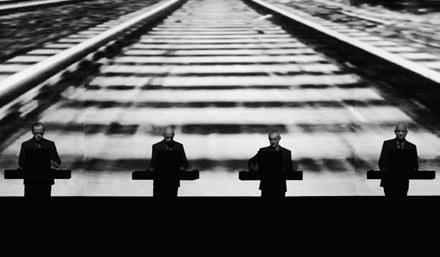 Kraftwerk fot. Peter Boettcher /