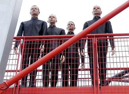 Kraftwerk /oficjalna strona wykonawcy