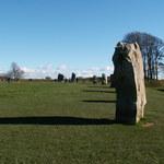 Krąg Avebury pierwotnie był kwadratem