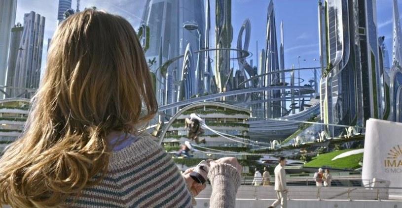 """""""Kraina jutra""""- największa porażka finansowa Disneya w tym roku /materiały dystrybutora"""