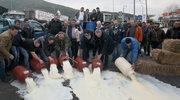 """""""Kraj pogrąża się w chaosie"""". Rolnicy zaostrzają protesty"""