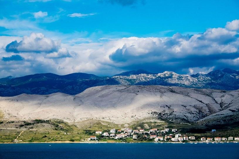Krajobraz wyspy Pag zapiera dech /123RF/PICSEL