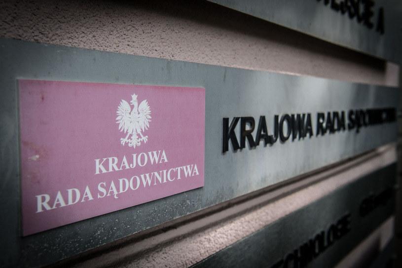 Krajowa Rada Sądownictwa /Jacek Domiński/ Reporter /East News