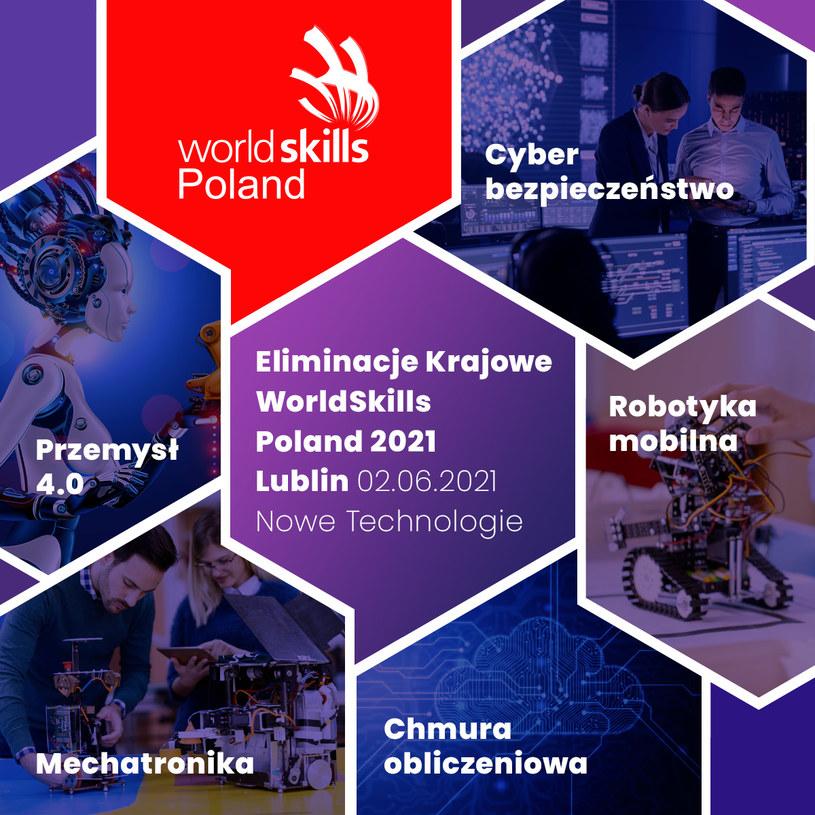 Krajowe eliminacje dla talentów wiążących swoją karierę z nowymi technologiami odbędą się 2 czerwca w Lublinie /materiały prasowe