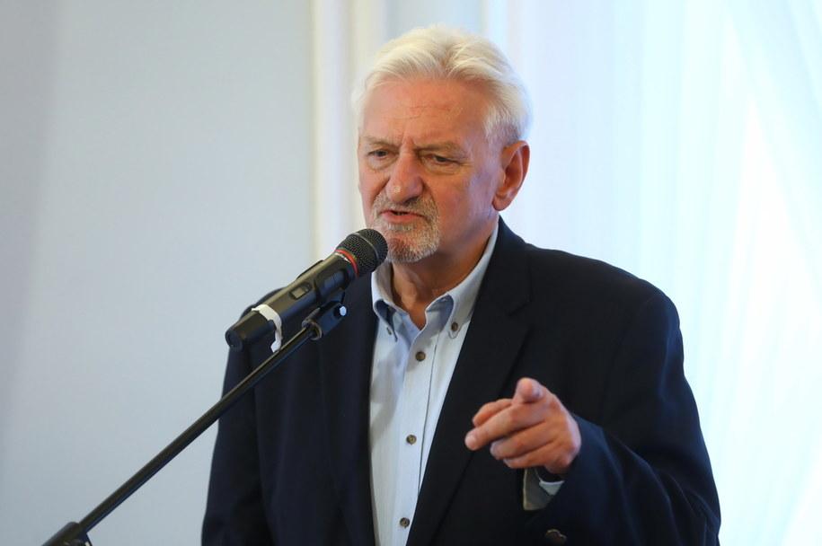 Krajowy konsultant w dziedzinie chorób zakaźnych Andrzej Horban /Rafał Guz /PAP
