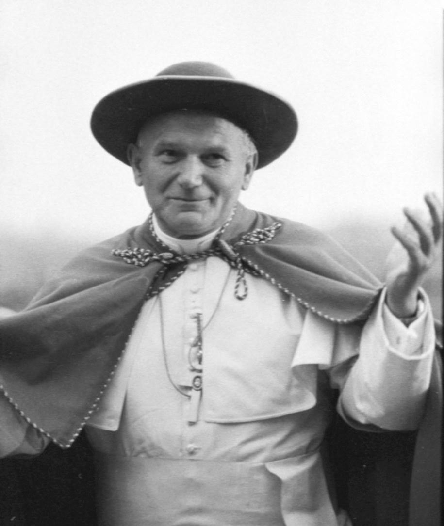 Kraków 1979 rok: Wizyta papieża w Polsce /Teodor Walczak /PAP