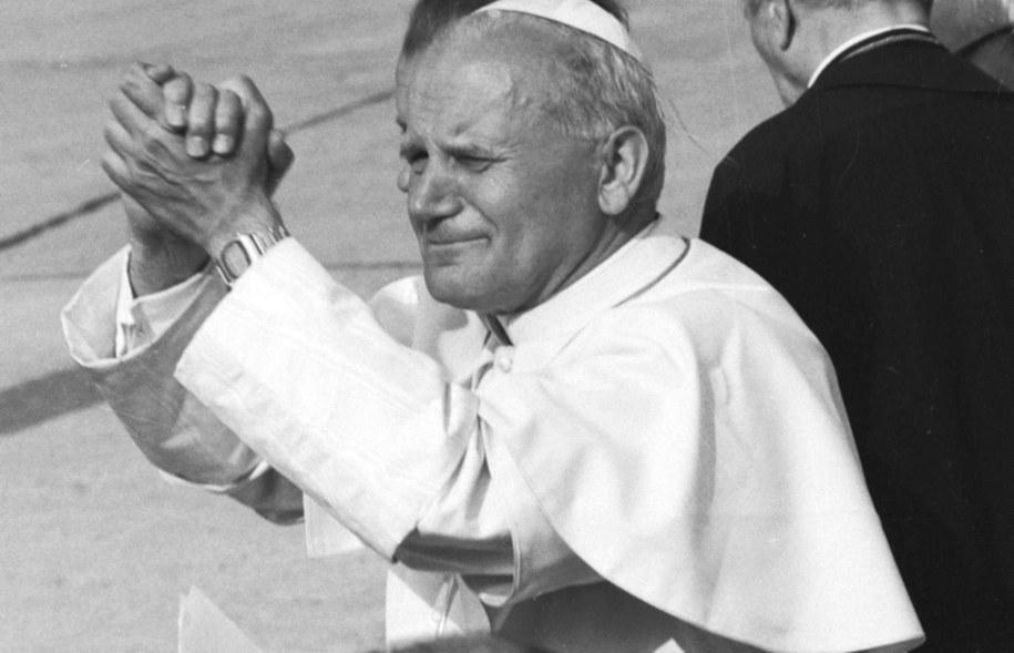 Kraków 1979 roku: Wizyta papieża Jana Pawła II w Polsce /Teodor Walczak /PAP