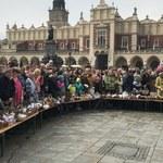 Kraków: Abp Jędraszewski święcił pokarmy przed Bazyliką Mariacką