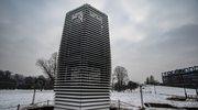 Kraków: Antysmogowa wieża w parku