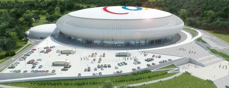 Kraków Arena przyciąga tłumy kibiców. /INTERIA.PL