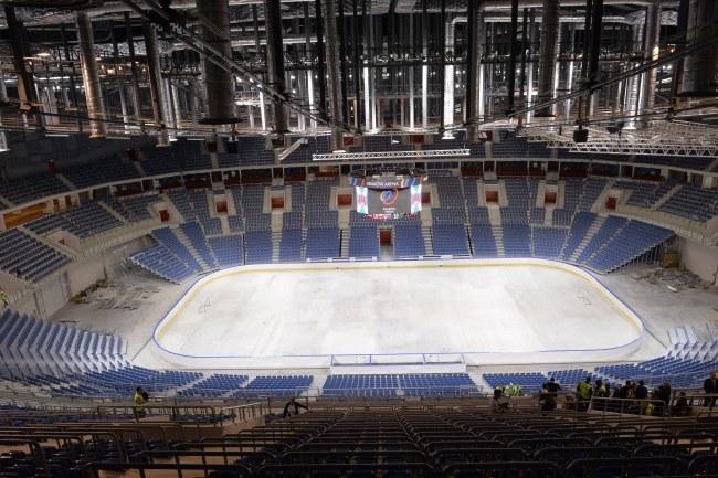 Kraków Arena w Krakowie-Czyżynach /Jacek Bednarczyk /PAP