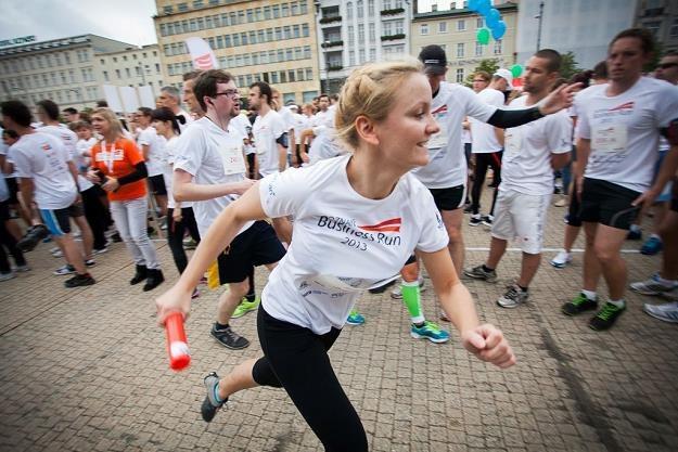 Krakow Business Run 2013 /
