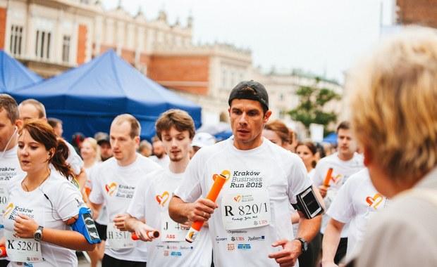 Kraków Business Run otwiera rejestrację!