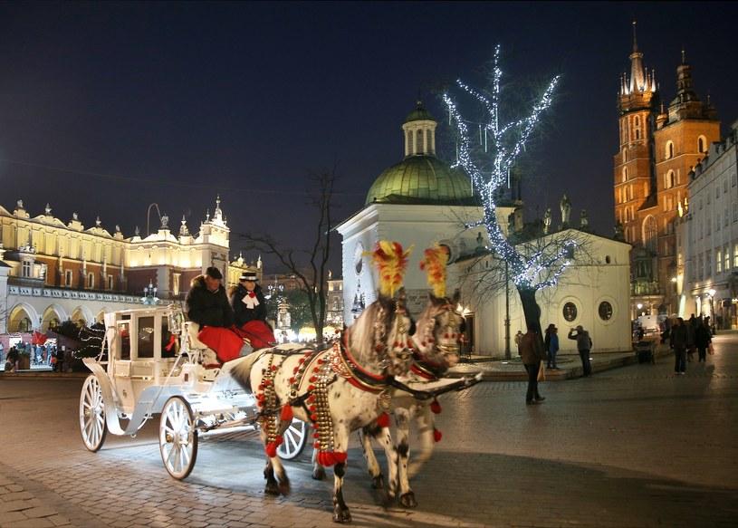 Kraków doceniony przez zagraniczne media /Fot. Damian Klamka /East News