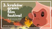 Kraków Green Film Festival w sierpniu, zgodnie z planem