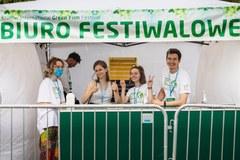 Kraków Green Film Festiwal: Pierwszy dzień w obiektywie