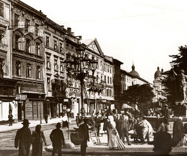 Kraków i Lwów - w poszukiwaniu zaginionej  tożsamości